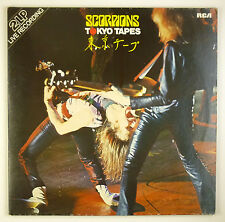 "2x12"" LP - Scorpions - Tokyo Tapes - k3244 - washed & cleaned"