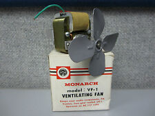 Monarch VF-1 Ventilating Fan AC 117V, 83A-1