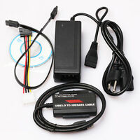 USB 3.0 2.0 to HD HDD SATA IDE Adapter Converter Cable OTB For 2TB HDD ATA/ATAPI
