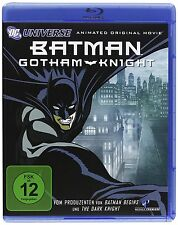 BATMAN: GOTHAM KNIGHT (DC Universe Animated Movie) Blu-ray Disc NEU+OVP