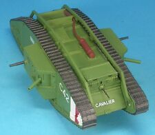MASTER FIGHTER 1/48 TANK ANGLAIS MARK IV MALE avec CANON 1917 ref 48589M