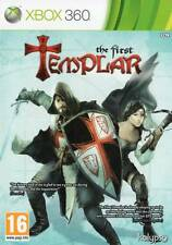 The First Templar Microsoft Xbox 360 PAL Brand New