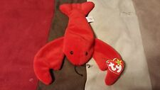Ty Beanie Baby, Pinchers the lobster, hand made in 1993 style 4026