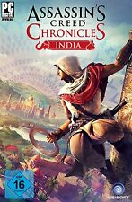 Assassin's Creed Chronicles: india-Uplay key Code-figuras assassins - [no Steam] PC