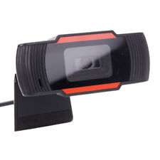 HD 12 Megapixels USB 2.0 Webcam Camera with MIC Clip-on for Computer PC Laptops
