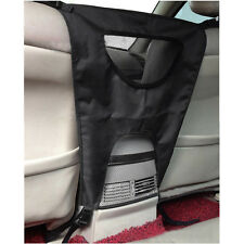Black Mesh Dog Car Front Seat Cat Pet Barrier Universal Travel Protector SUV Van