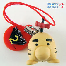 MOTHER2 DOSEISAN MR.SATURN mini figure strap Takara Japan