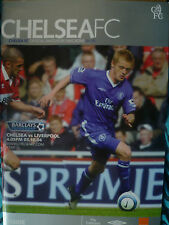 2004/2005  Premiership : CHELSEA v.  LIVERPOOL (3 October 2004)