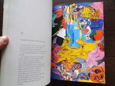 Catalogue Exposition L'Apocalypse de Saint Jean Damon Galerie Katia Granoff