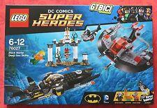 LEGO SUPER HEROES DC  BLACK MANTA DEEP SEA STRIKE  Ref 76027 NUEVO A ESTRENAR