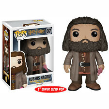 Harry Potter POP Rubeus Hagrid Vinyl Figure NEW Toys Funko Collectibles Books
