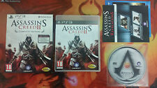 ASSASSIN'S CREED II COMPLETE EDITION PLAYSTATION 3 PS3 ENVÍO 24/48H