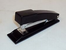 "Desk/Office Stapler ~ Staples Up To 20 Sheets ~ 5 1/2"" Metal Black Matte Finish"