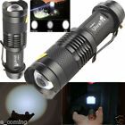 UltraFire 2000LM 5-Mode Adjustable CREE XM-L T6 LED Flashlight Torch Lamp 14500