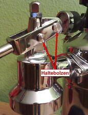 Espresso Fix Kit, Handhebelbefestigung für La Pavoni Espressomaschinen