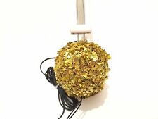 blingustyle DJ sparkling  bling bling stars retro Ear-Cup headphone  gold