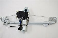 Passenger Side Rear Power Window Regulator with Motor