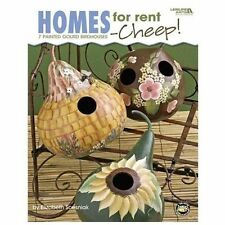 Homes for Rent-Cheep! (Leisure Arts#22609), Elizabeth Scesniak, New Books
