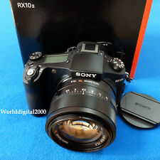 SONY DSC-RX10 II RX10M2 4K Recording F2.8 24-200mm Zoom 13 Languages Selectable
