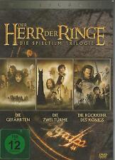 DVD - Der Herr der Ringe: Die Spielfilm Trilogie - 6-DVD`s / ##