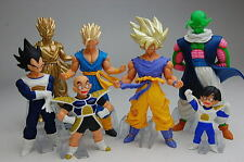 Bandai Dragonball Dragon ball Z HG Gashapon Figure Part 23 Full Set of 7
