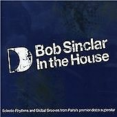 Bob Sinclar - In the House (3 X CD ' Various Artists)
