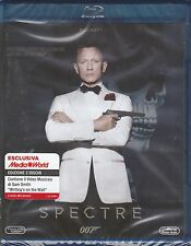 Blu-ray **JAMES BOND 007 SPECTRE** con Daniel Craig nuovo 2015