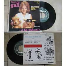 FRANCE GALL - Sacré Charlemagne French EP Sixties Girl Mods 1964