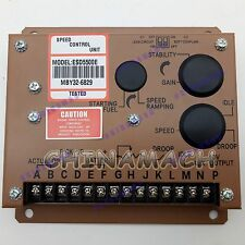 New Electronic Engine Speed Governor Controller ESD5500E GAC