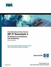 HP IT Essentials I: PC Hardware and Software Lab Companion