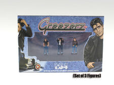 GREEZERZ FIGURE 3PC SET FOR 1/64 SCALE DIECAST MODELS BY AMERICAN DIORAMA 24022