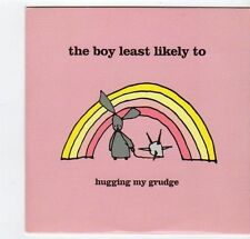 (EZ118) The Boy Least Likely To, Hugging My Grudge - 2006 DJ CD