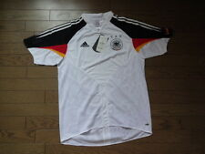 Germany 100% Official Soccer Football Jersey Shirt M 2004/05 Home Still BNWT