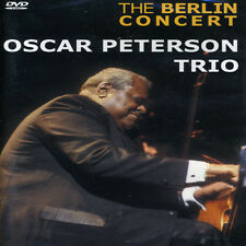 Oscar Peterson Trio: The Berlin Concert (2007, REGION 1 DVD New)