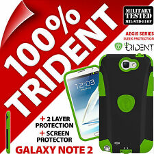 New Trident Aegis Protective Hard Case Cover For Samsung Galaxy Note 2 II N7100