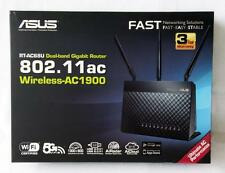 Asus RT-AC68U 3 Antenna USB3.0 Dual Band WiFI VPN Wireless AC1900 Gigabit Router