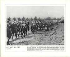 WW1 German Cavalry Enter Mouland Dog Cart Belgian Opposition