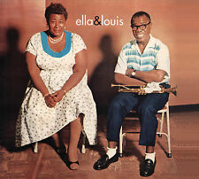 ELLA FITZGERALD & LOUIS ARMSTRONG New Sealed 2017 GRANZ SESSIONS 3 CD BOXSET