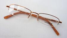Schmale Nylorbrille Unisexfassung Metallgestell Vogue GR.M frame Acetatbügel
