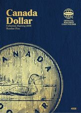 Canada Dollar No. 5 Starting 2009, Whitman Coin Folder