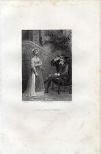 THEATRE DE MOLIERE 1860 / L'Ecole des femmes