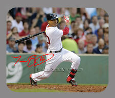Item#3181 Mookie Betts Boston Red Sox Facsimile Autographed Mouse Pad