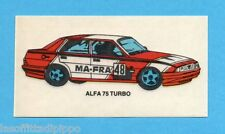 MOTOR SHOW-FIGURINA CLUB n.72- ALFA 75 TURBO -NEW