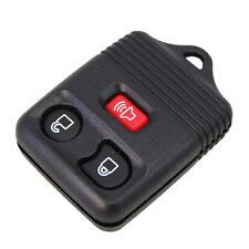 HQRP 3 botones Carcasa para llave Ford F-150 1998-2010, F-350 2003 Mando remoto