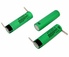 A Panasonic Rechargeable Li-ion Battery NCR 18650 3.6V 3100mAh Made in Japan New
