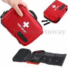 Tactical Emergency Medical First Aid Pouch Bags Survival Pack Rescue Kit Outdoor