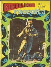 RACCOLTA GUERRA D'EROI Nuova Serie n° 5 [ 1 2 ] (Garden, 1986)