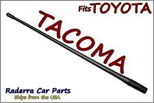 "FITS: 1995-2015 Toyota Tacoma - 13"" SHORT Custom Flexible Rubber Antenna Mast"