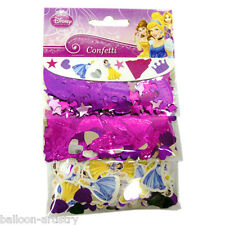 3 Packs Disney Princess Sparkle Style Party Confetti Table Sprinkles