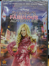 Sharpay's Fabulous Adventure (DVD, 2011) BRAND NEW FACTORY SEALED!!